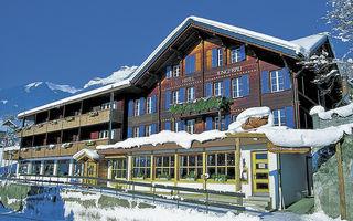 Náhled objektu Jungfrau Lodge, Grindelwald, Jungfrau, Eiger, Mönch Region, Švýcarsko