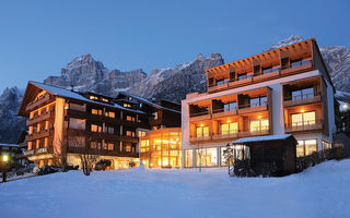 Náhled objektu Parkhotel Ladinia, San Vito di Cadore, Cortina d'Ampezzo, Itálie