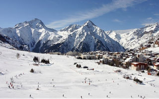 Náhled objektu Les Résidences, Les Deux Alpes, Les Deux Alpes, Francie