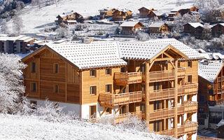 Náhled objektu Résidence Alba, Les Deux Alpes, Les Deux Alpes, Francie