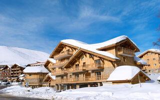 Náhled objektu Residence CGH Cristal de L´Alpe, Alpe d´Huez, Alpe d'Huez, Francie