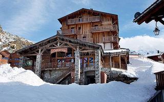 Náhled objektu Residence Chalet des Neiges Hermine, Val Thorens, Les 3 Vallées (Tři údolí), Francie