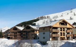 Náhled objektu Residence Goléon - Val Ecrins, Les Deux Alpes, Les Deux Alpes, Francie