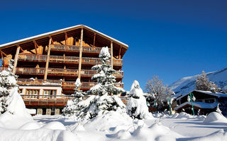 Náhled objektu Residence Le Cortina, Les Deux Alpes, Les Deux Alpes, Francie