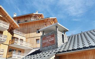 Náhled objektu Résidence Le Crystal Blanc, Vaujany, Alpe d'Huez, Francie