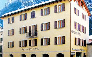 Náhled objektu Residence Rezia, Campodolcino, Madesimo, Itálie