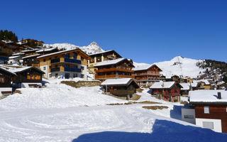Náhled objektu Weisshorn, Bettmeralp, Aletsch, Švýcarsko