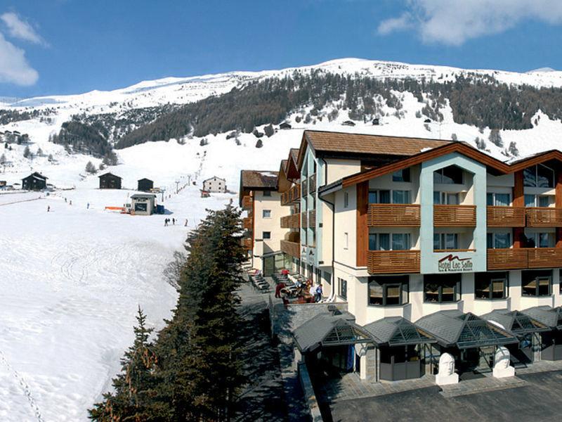 Lac Salin Spa & Mountain Resort