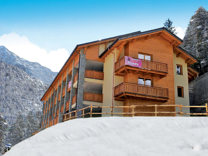 Residence Villa dell´Alpe