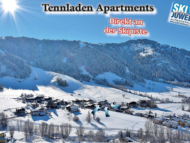 Apartmánový dům Tennladen