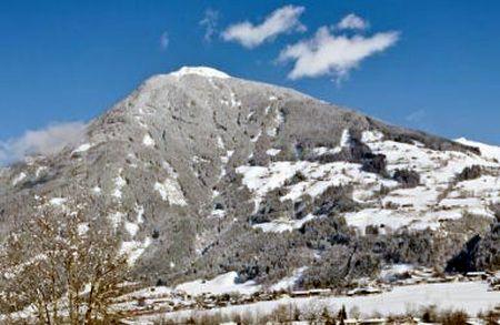 Lyžařská oblast Rakousko - fotografie