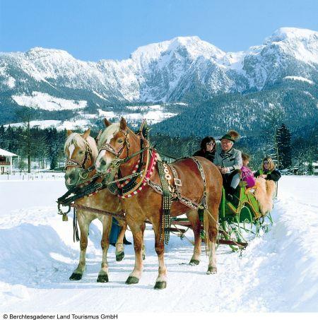 Lyžařská oblast Berchtesgadener Land - fotografie