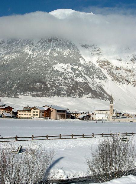 Lyžařská oblast Bormio - fotografie