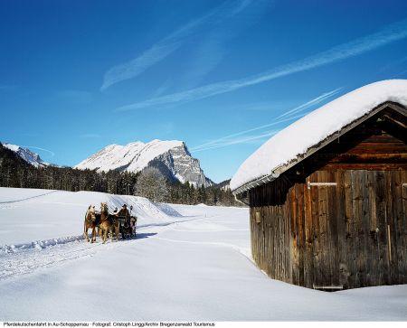 Lyžařská oblast Brandnertal - fotografie