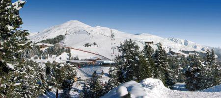 Lyžařská oblast Valle Isarco / Eisacktal - fotografie