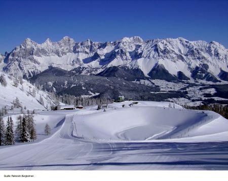 Lyžařská oblast Dachstein / Schladming - fotografie