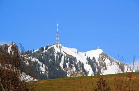 Lyžařská oblast Grünten a Mittag - fotografie