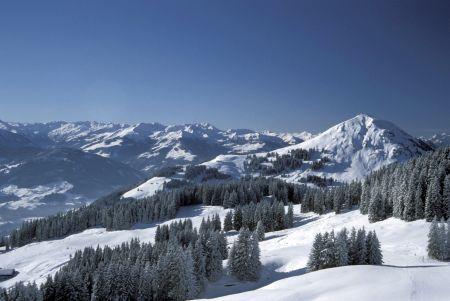 Lyžařská oblast Wilder Kaiser - Brixental / Hohe Salve - fotografie
