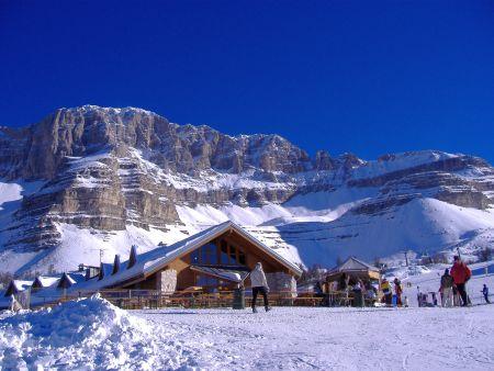 Lyžařská oblast Madonna di Campiglio / Pinzolo - fotografie