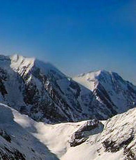 Lyžařská oblast Merano 2000 - fotografie