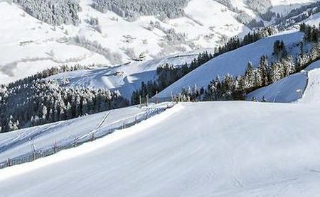 Lyžařská oblast Oberstdorf - fotografie