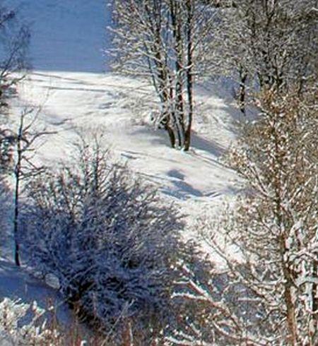 Lyžařská oblast Orciéres / Merlette - fotografie