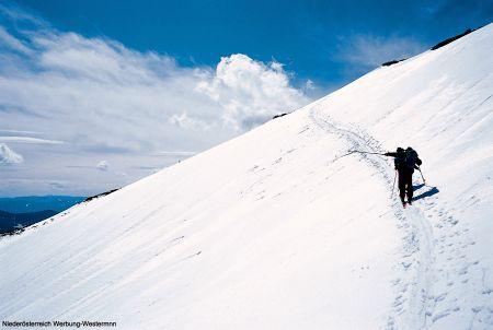 Lyžařská oblast Ötscherland - fotografie
