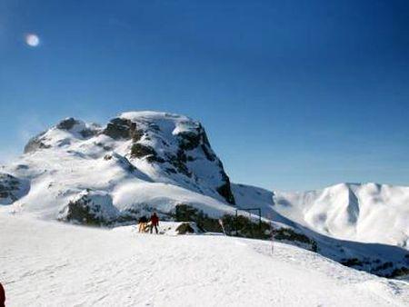 Lyžařská oblast Pra Loup a Val d'Allos La Foux - fotografie