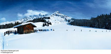 Lyžařská oblast Saalbach - Hinterglemm / Leogang / Saalfelden - fotografie