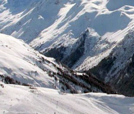 Lyžařská oblast Serre Chevalier - fotografie