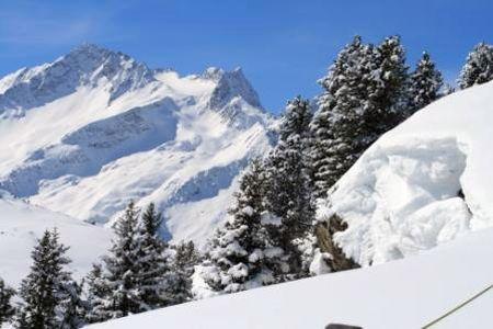 Lyžařská oblast Zillertal - fotografie