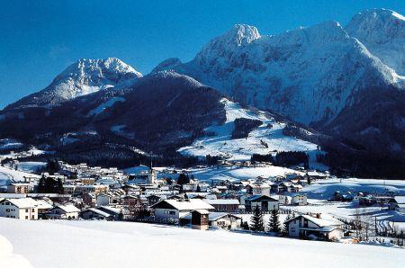 Lyžařské středisko Abtenau - fotografie