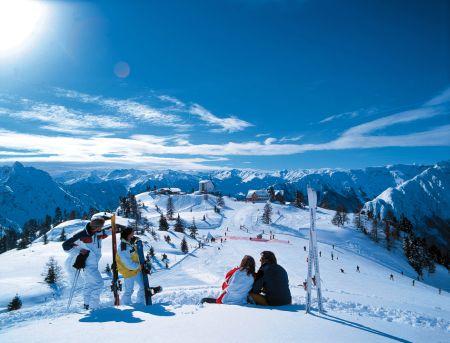 Lyžařské středisko Achenkirch am Achensee - fotografie