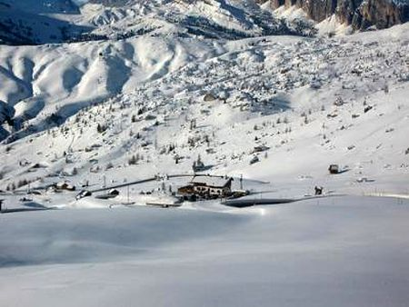 Lyžařské středisko Alleghe - fotografie