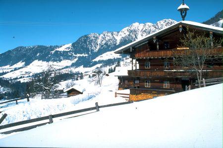 Lyžařské středisko Alpbach - fotografie