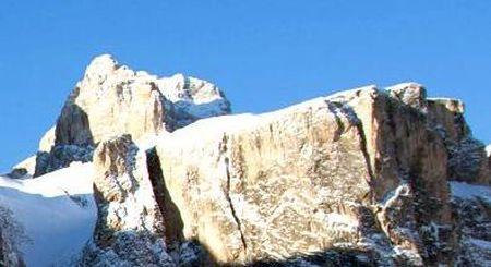 Lyžařské středisko Alpe Cermis - fotografie