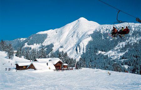Lyžařské středisko Altenmarkt-Zauchensee - fotografie