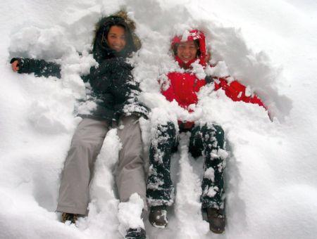 Lyžařské středisko Andalo - fotografie