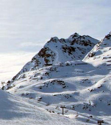 Lyžařské středisko Aschau im Zillertal - fotografie