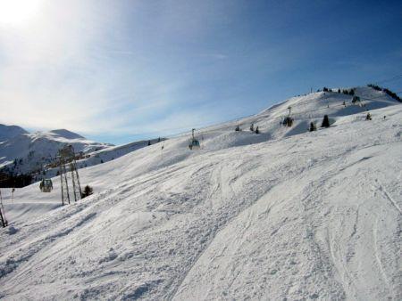 Lyžařské středisko Auffach - fotografie
