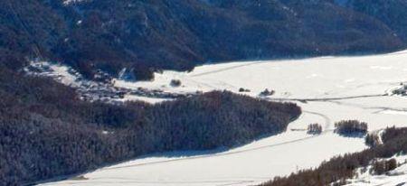 Lyžařské středisko Aurach bei Kitzbühel - fotografie