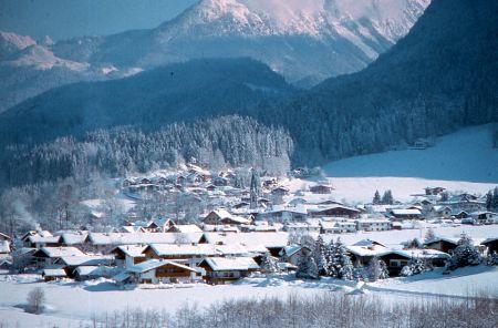 Lyžařské středisko Bad Häring - fotografie