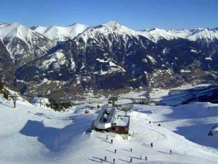 Lyžařské středisko Bad Hofgastein - fotografie