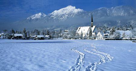 Lyžařské středisko Bad Reichenhall - fotografie