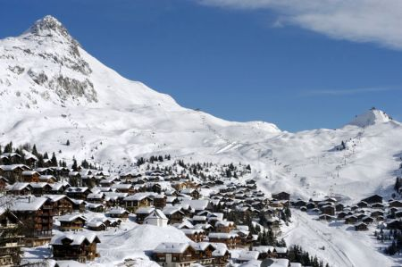 Lyžařské středisko Bettmeralp - fotografie
