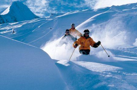Lyžařské středisko Bludenz - fotografie