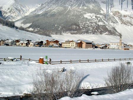 Lyžařské středisko Bormio - fotografie