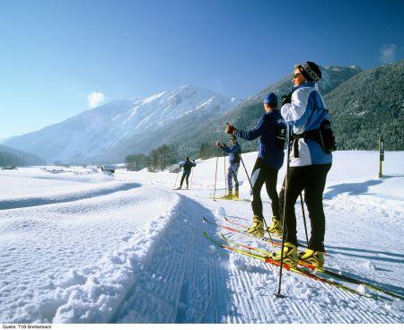 Lyžařské středisko Breitenbach - fotografie