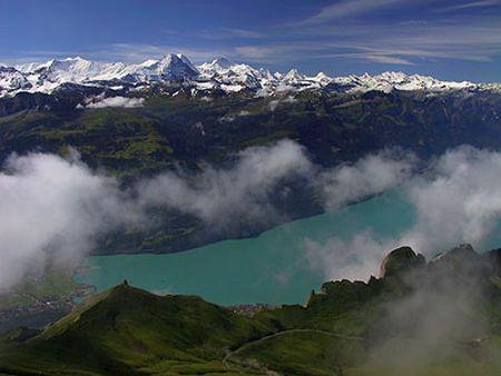Lyžařské středisko Brienz - fotografie