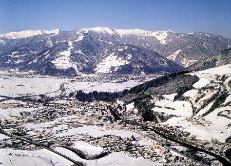 Lyžařské středisko Bruck an der Glocknerstrasse - fotografie